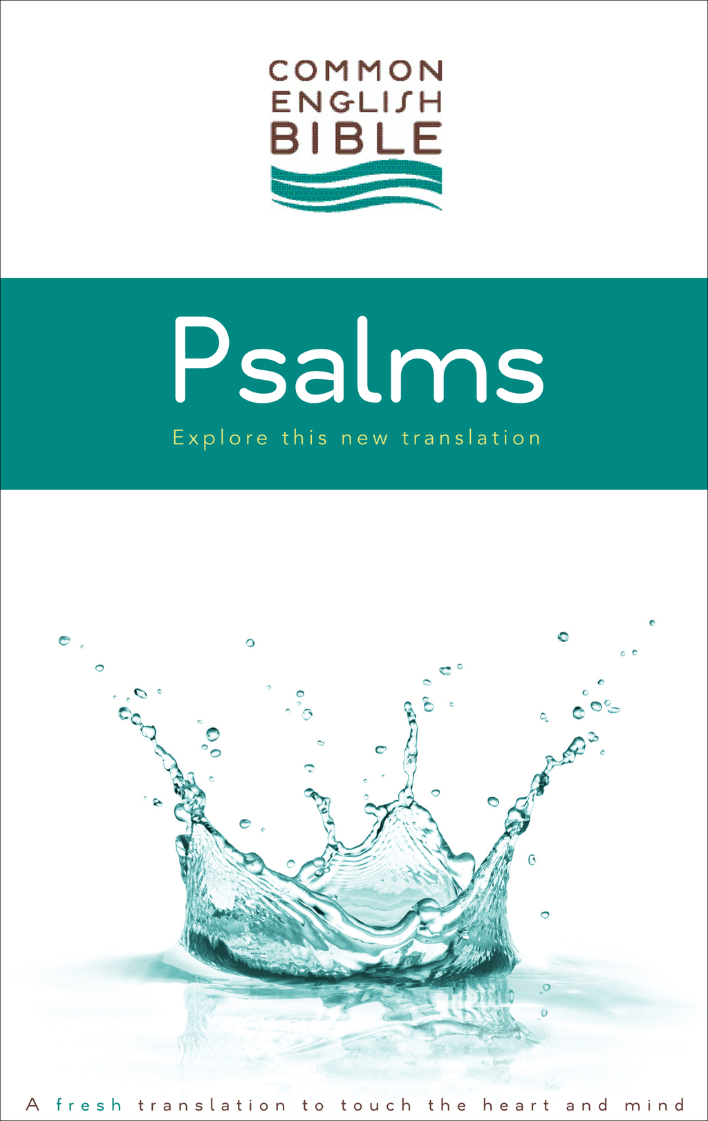 CEB Common English Bible Psalms - eBook [ePub]