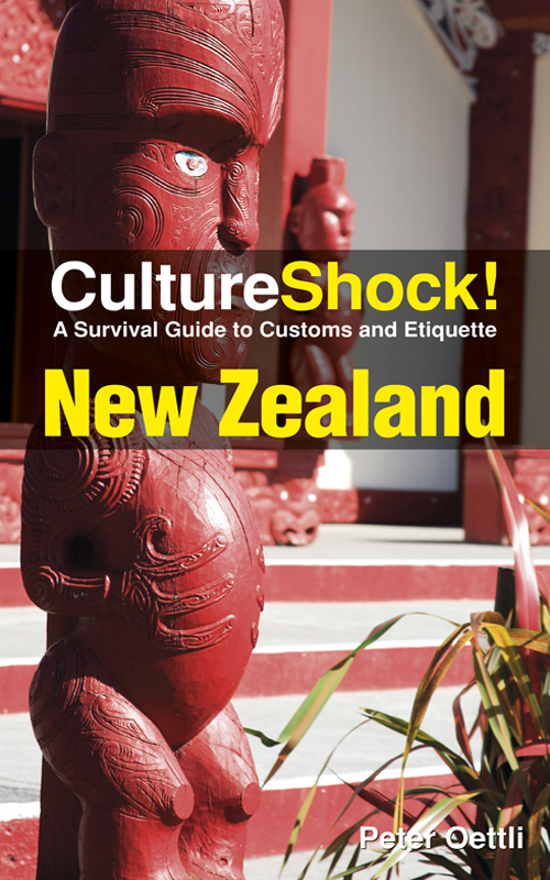 CultureShock! New Zealand