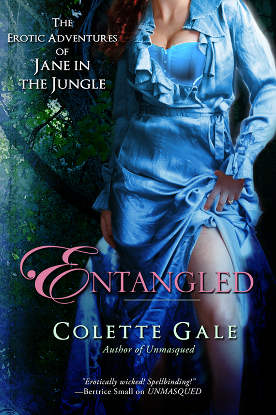 Entangled: The Erotic Adventures of Jane in the Jungle, Part II