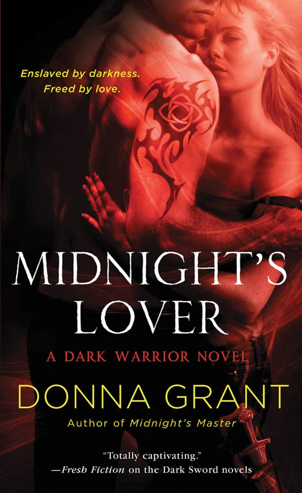 Midnight's Lover By: Donna Grant