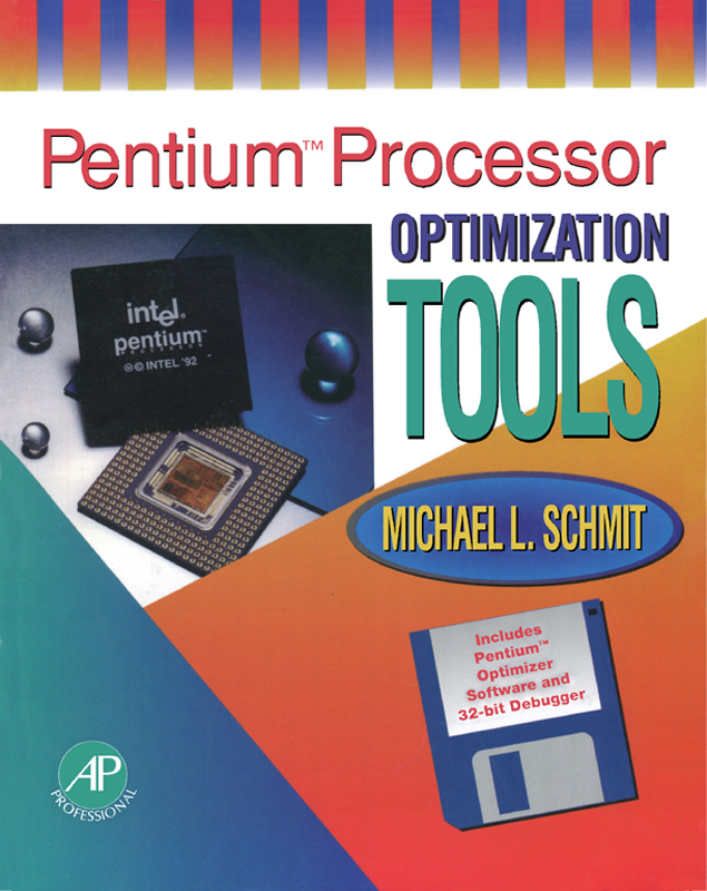 Pentium? Processor Optimization Tools