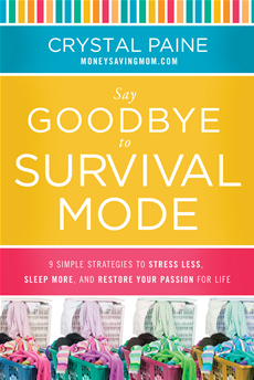 Say Goodbye to Survival Mode 9 Simple Strategies to Stress Less, Sleep More, and Restore Your Passion for Life