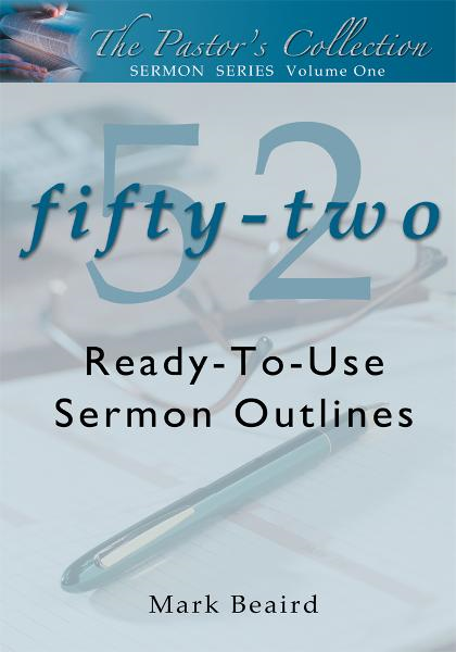 The Pastor's Collection Sermon Series Volume 1