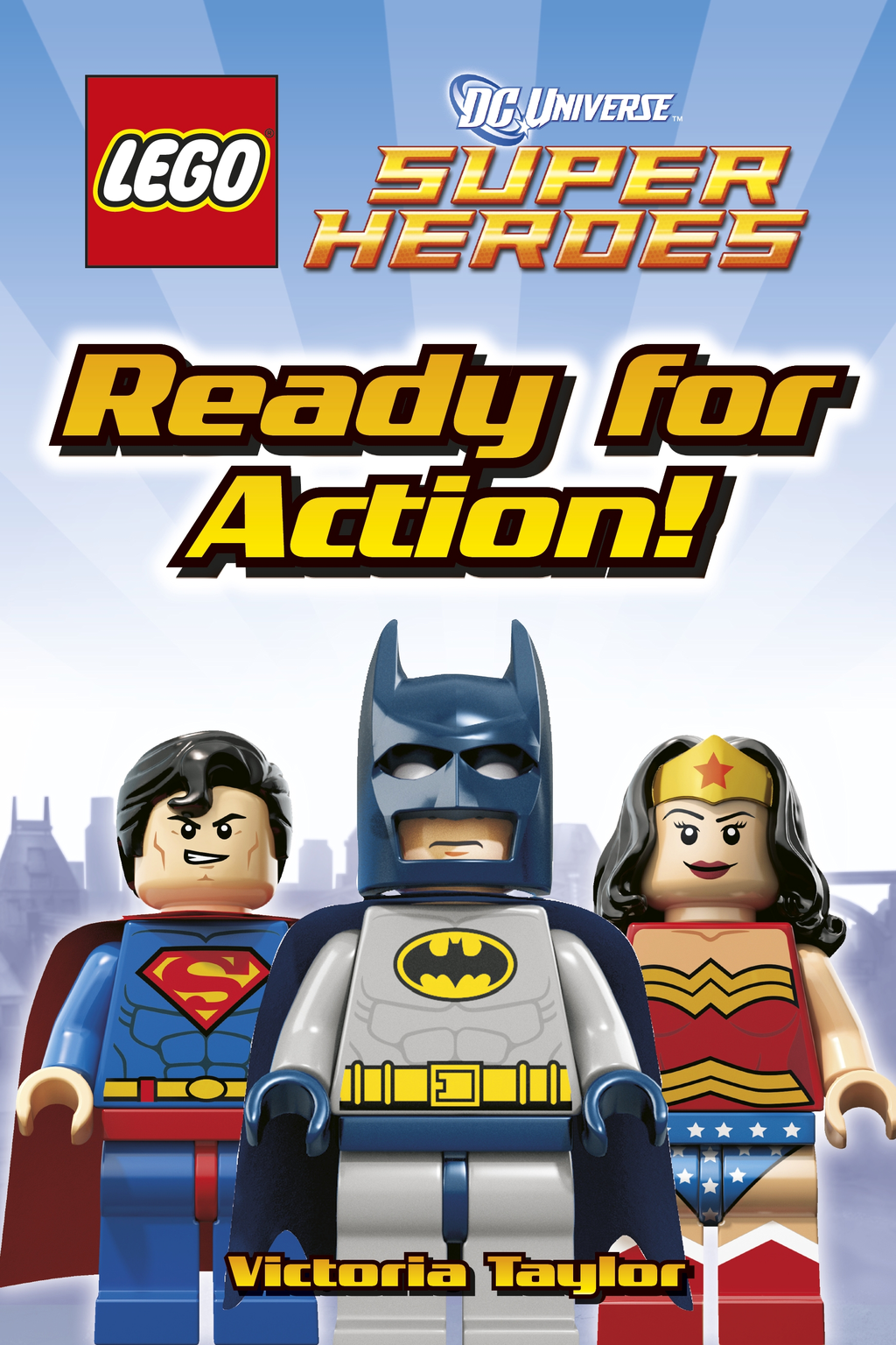 LEGO� DC Super Heroes Ready for Action!