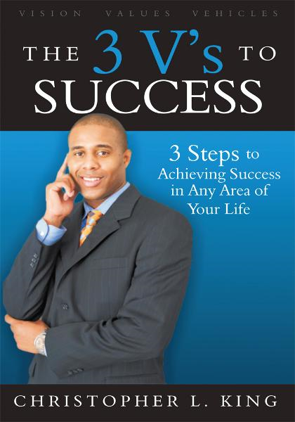 The 3 V's to Success