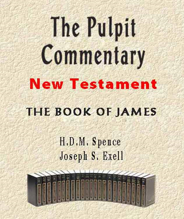 The Pulpit Commentary-Book of James