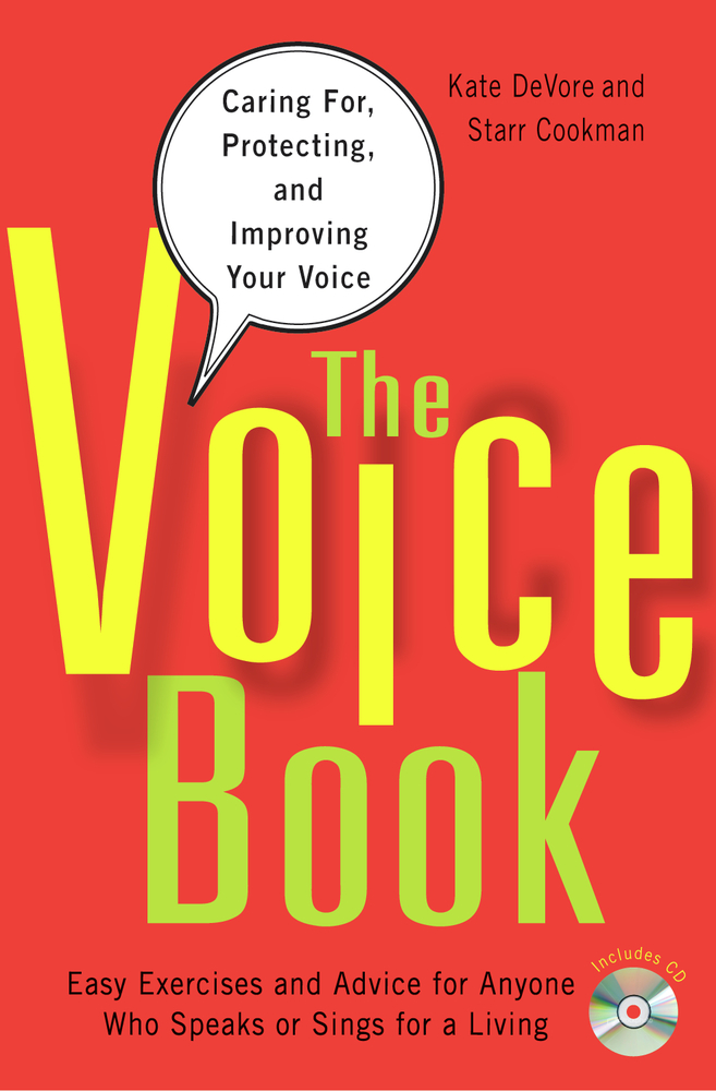 The Voice Book By: Kate DeVore,Starr Cookman