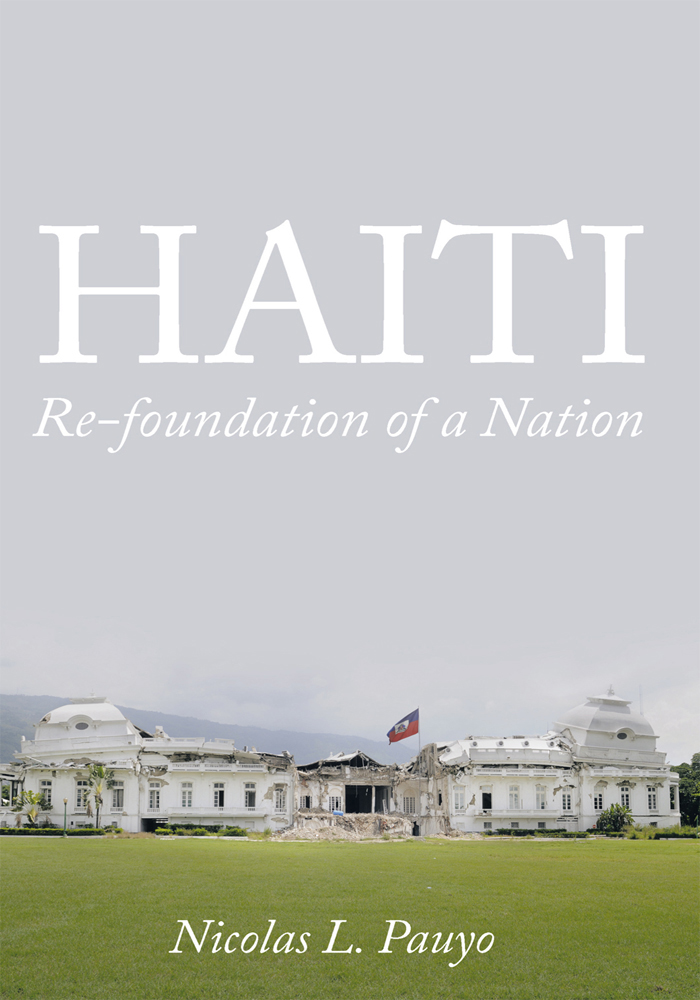 HAITI: Re-foundation of a Nation