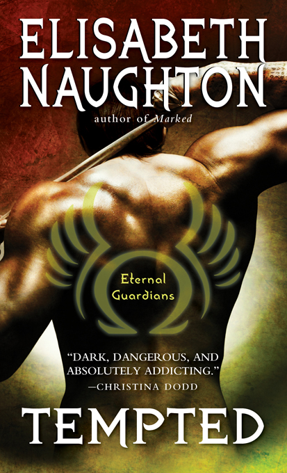 Tempted By: Elisabeth Naughton