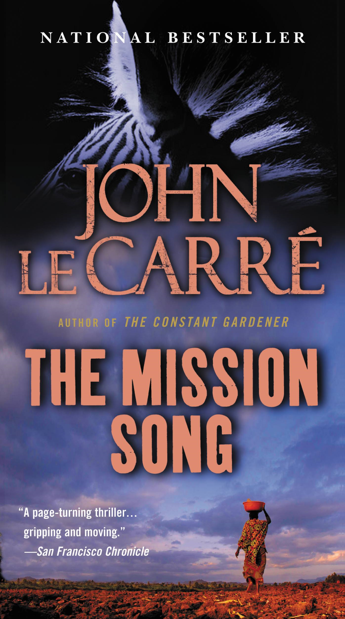 The Mission Song By: John le Carre