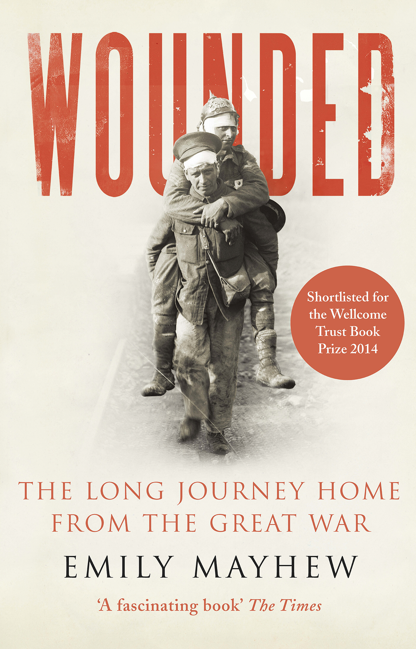 Wounded From Battlefield to Blighty,  1914-1918