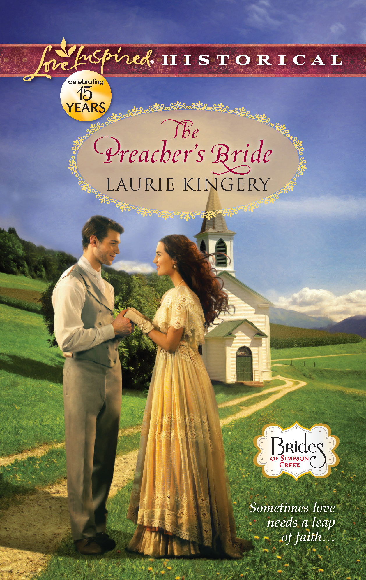 The Preacher's Bride By: Laurie Kingery