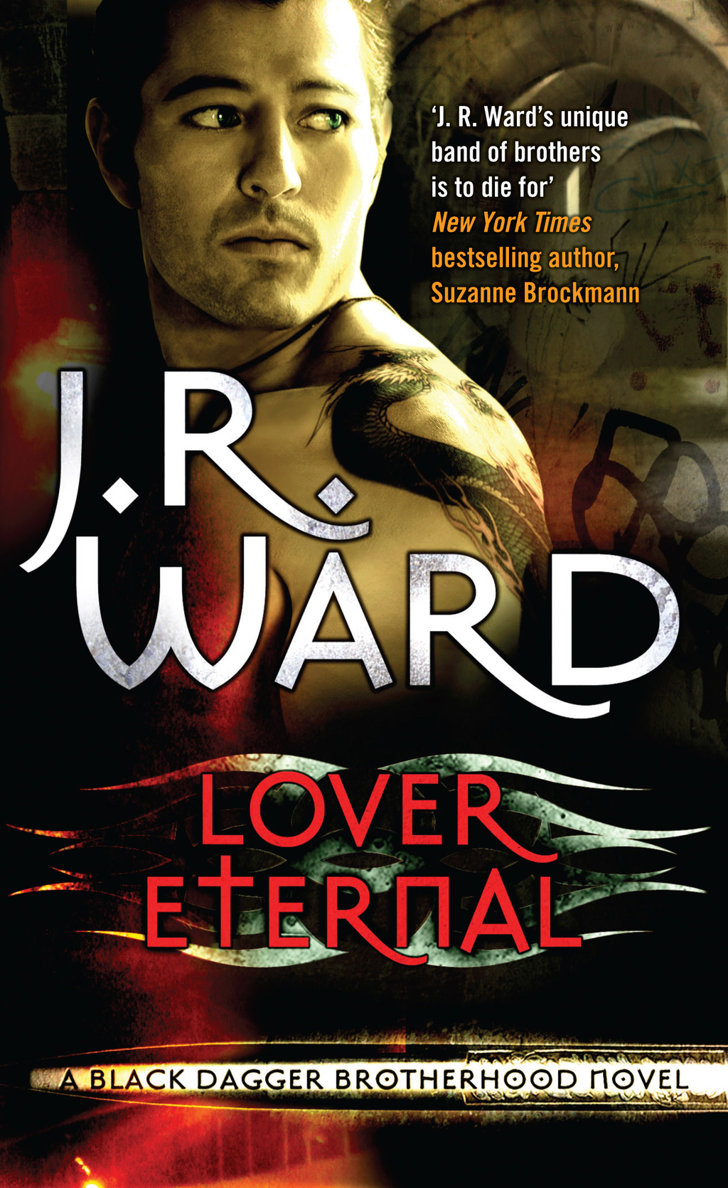 Lover Eternal Black Dagger Brotherhood Series: Book 2