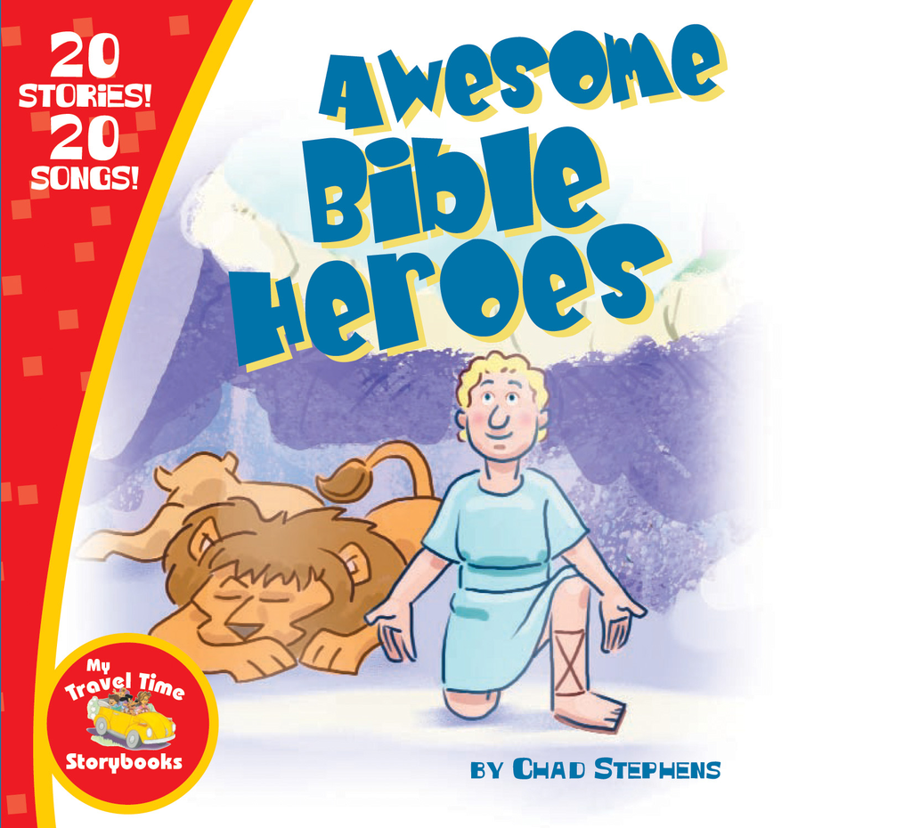 Awesome Bible Heroes