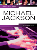 Really Easy Piano: Michael Jackson