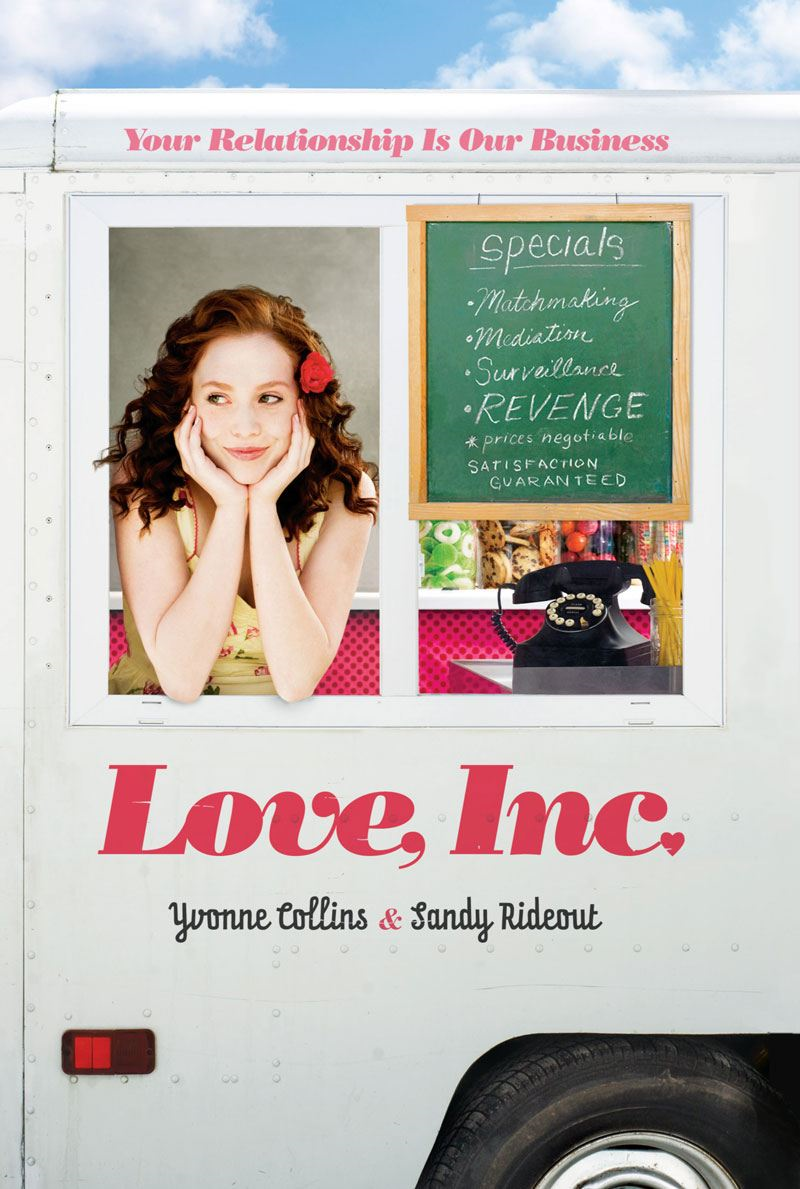 Love, Inc. By: Yvonne Collins, Sandy Rideout
