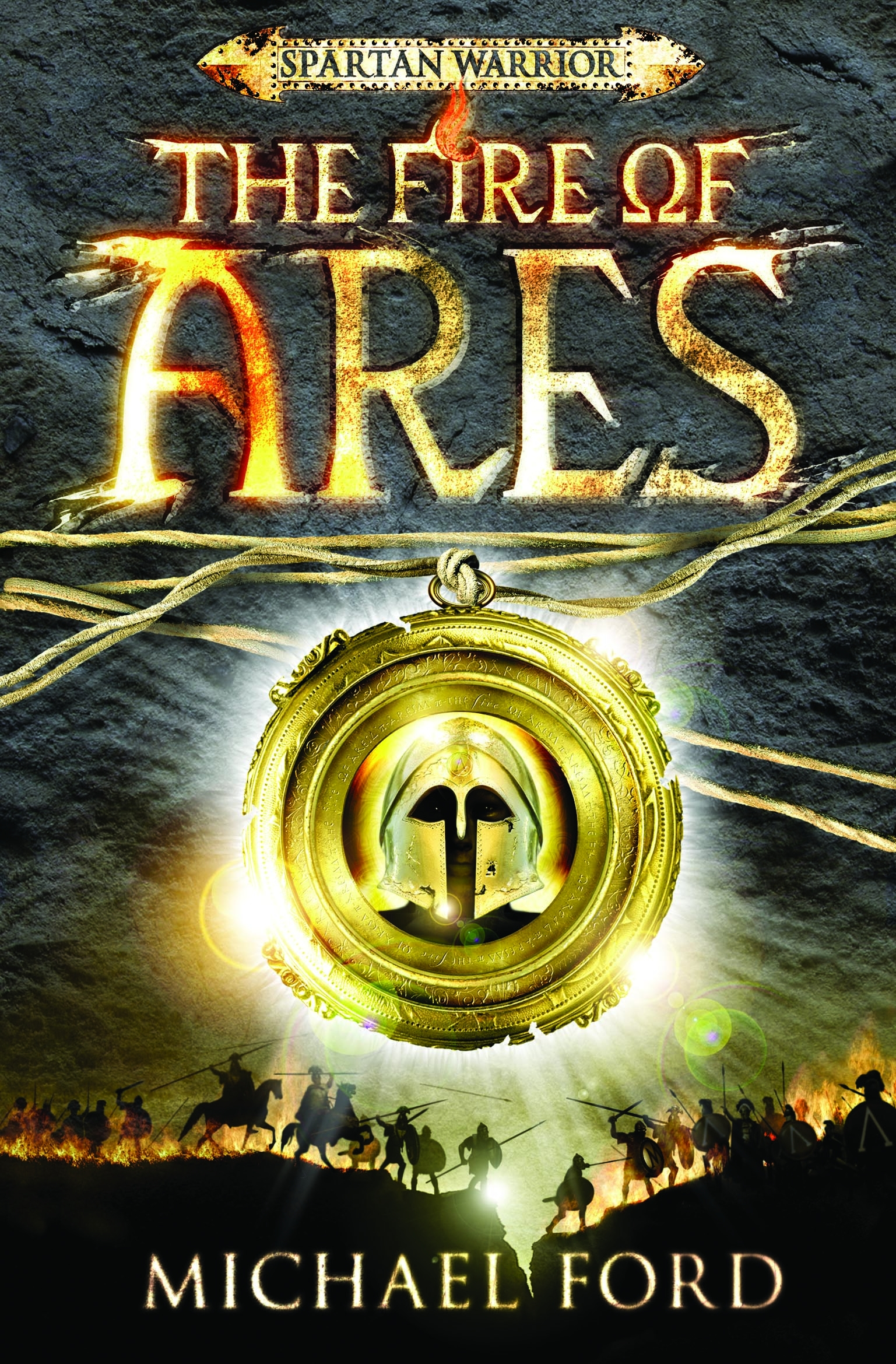 The Fire of Ares By: Michael Ford