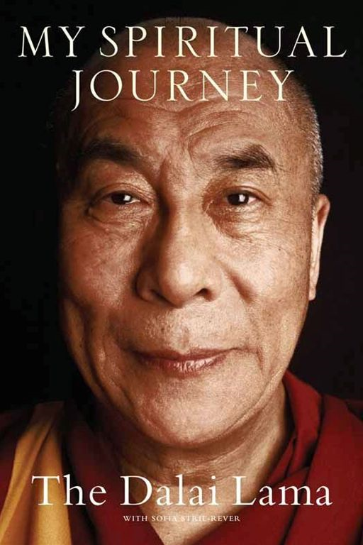 My Spiritual Journey By: Dalai Lama,Sofia Stril-Rever