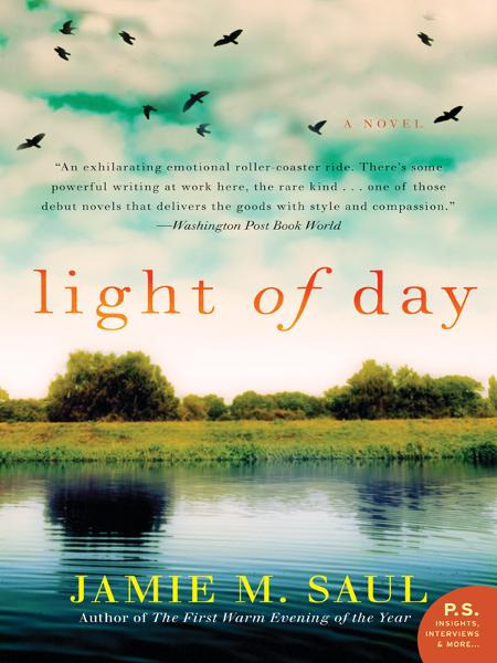 Light of Day By: Jamie M. Saul