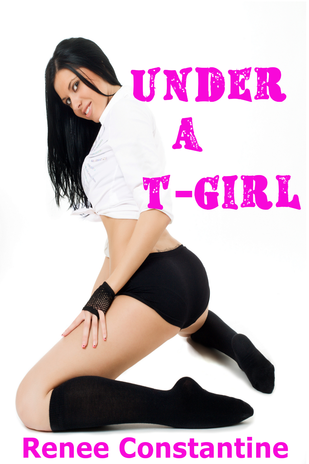 Under A T Girl (Shemale Erotica)