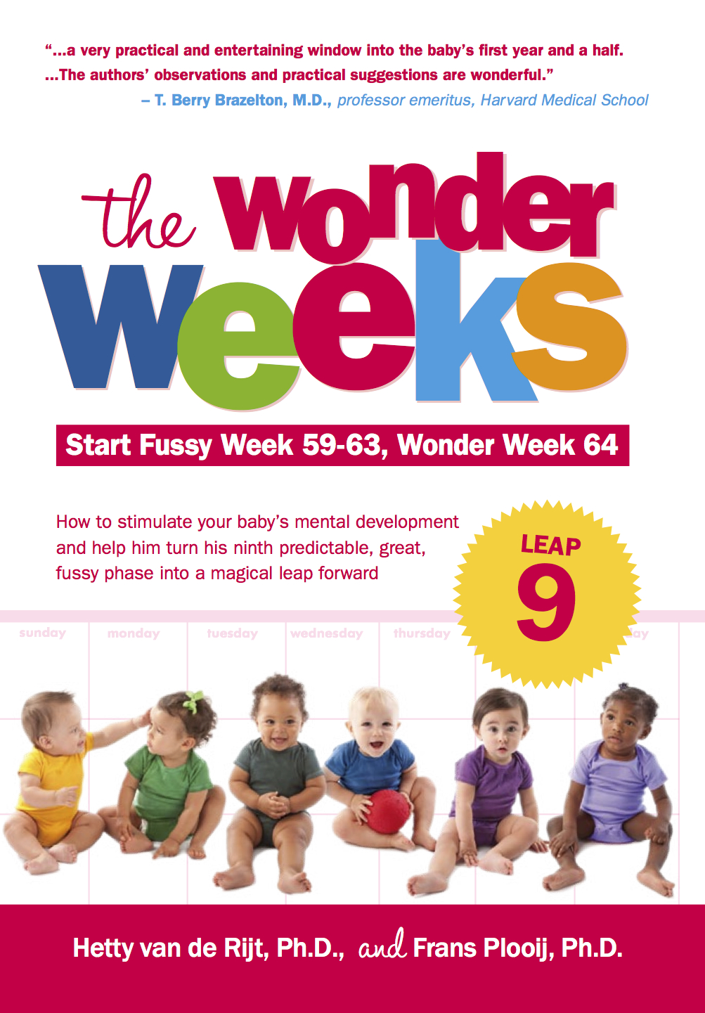 The Wonder Weeks, Leap 9