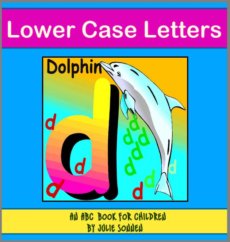 Lower Case Letters