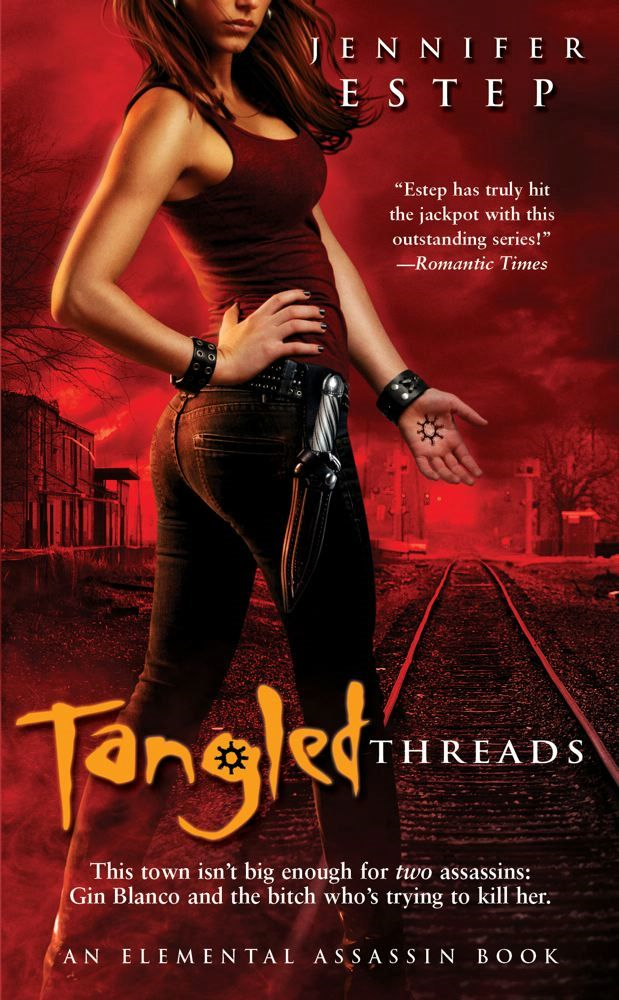 Tangled Threads By: Jennifer Estep