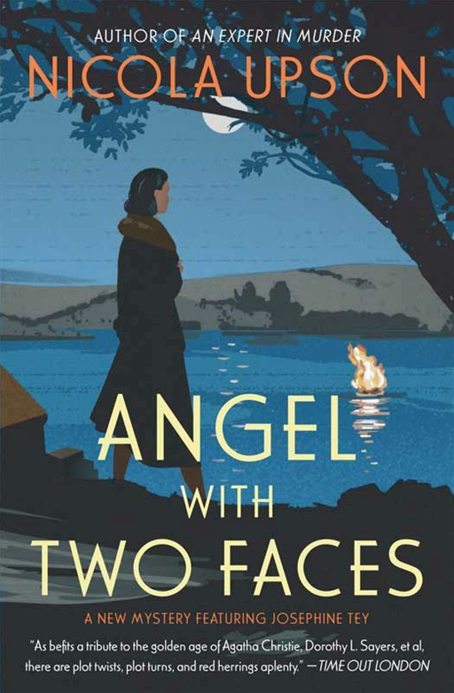 Angel with Two Faces By: Nicola Upson