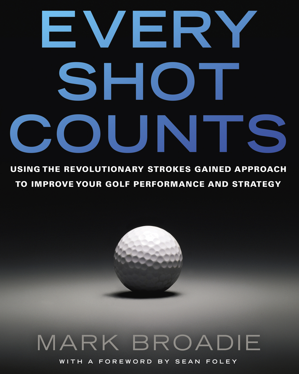 Book Cover: Every Shot Counts