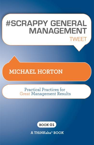 #SCRAPPY GENERAL MANAGEMENT tweet Book01
