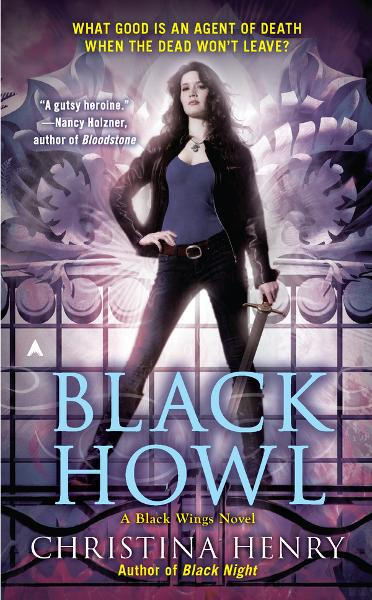 Black Howl By: Christina Henry