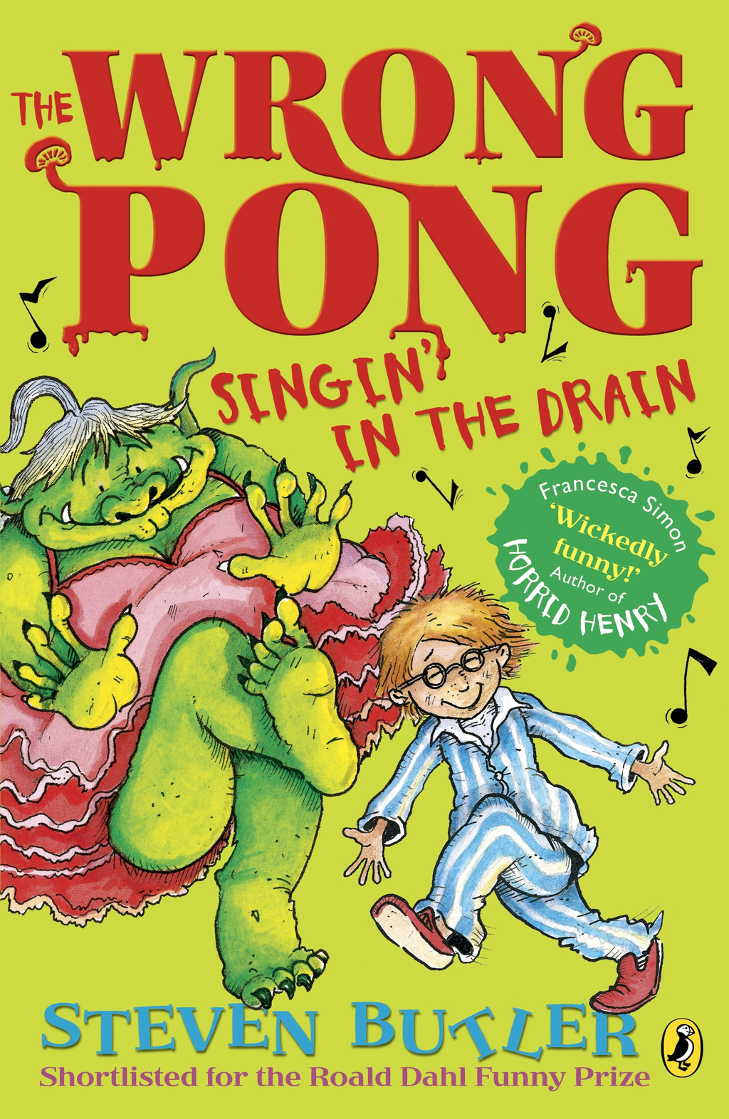The Wrong Pong: Singin' in the Drain