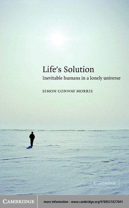 Life's Solution By: Conway Morris, Simon