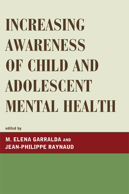 Increasing Awareness of Child and Adolescent Mental Health By: