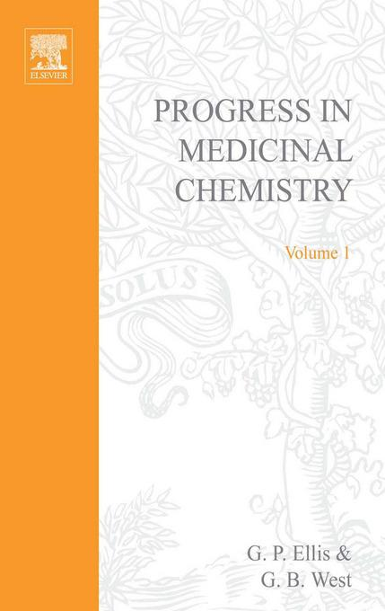 PROGRESS IN MEDICINAL CHEMISTRY 1