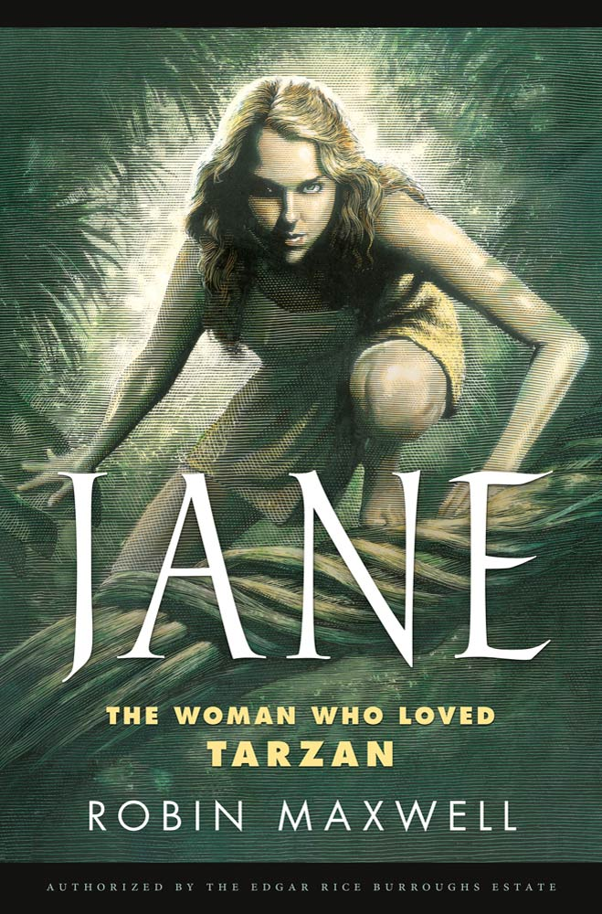 Jane By: Robin Maxwell