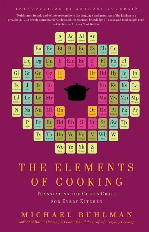 The Elements of Cooking By: Anthony Bourdain,Michael Ruhlman