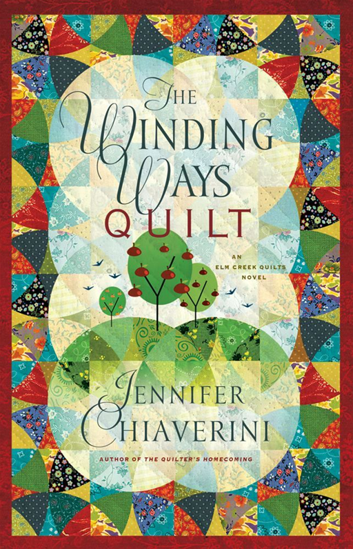 The Winding Ways Quilt By: Jennifer Chiaverini