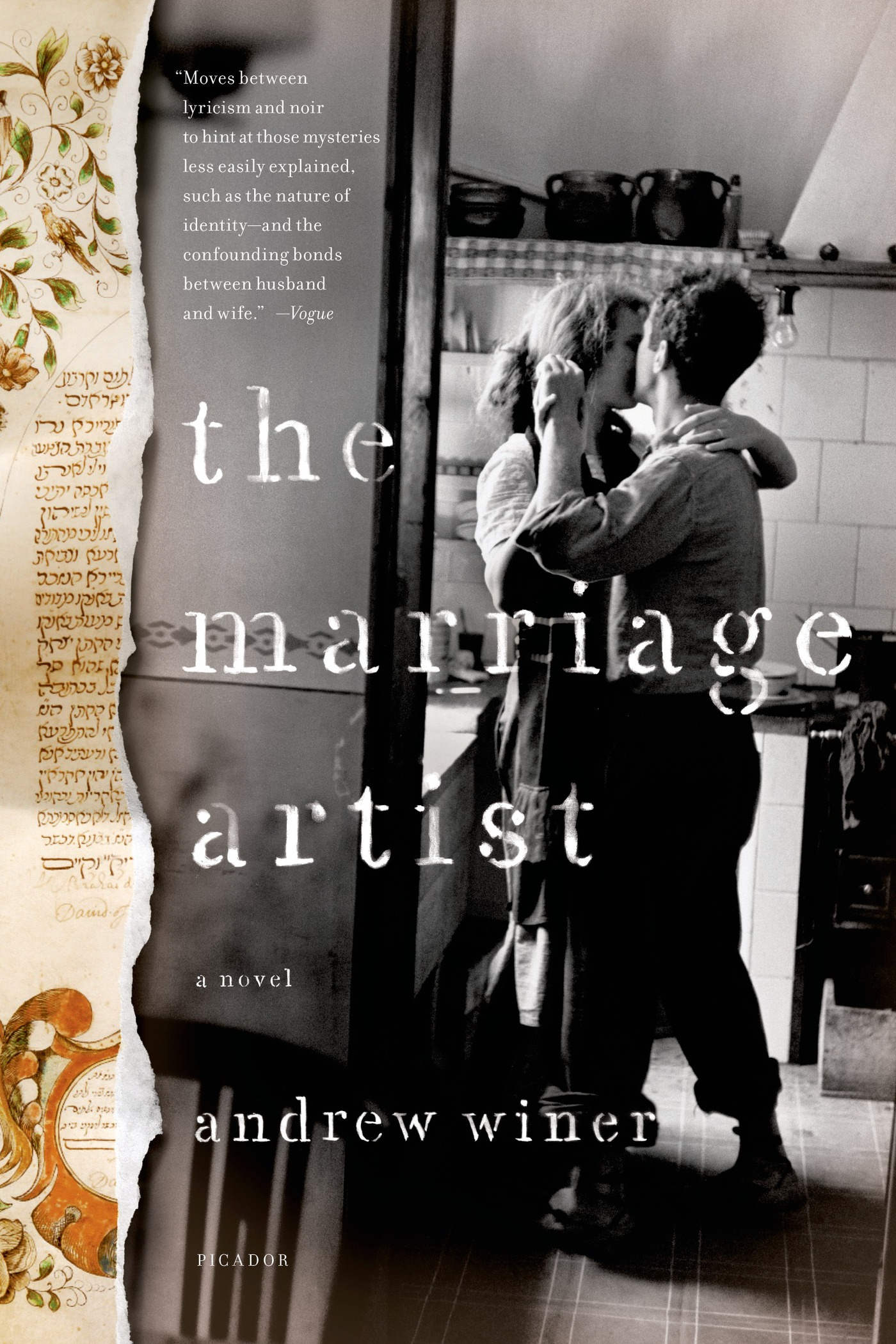 The Marriage Artist By: Andrew Winer