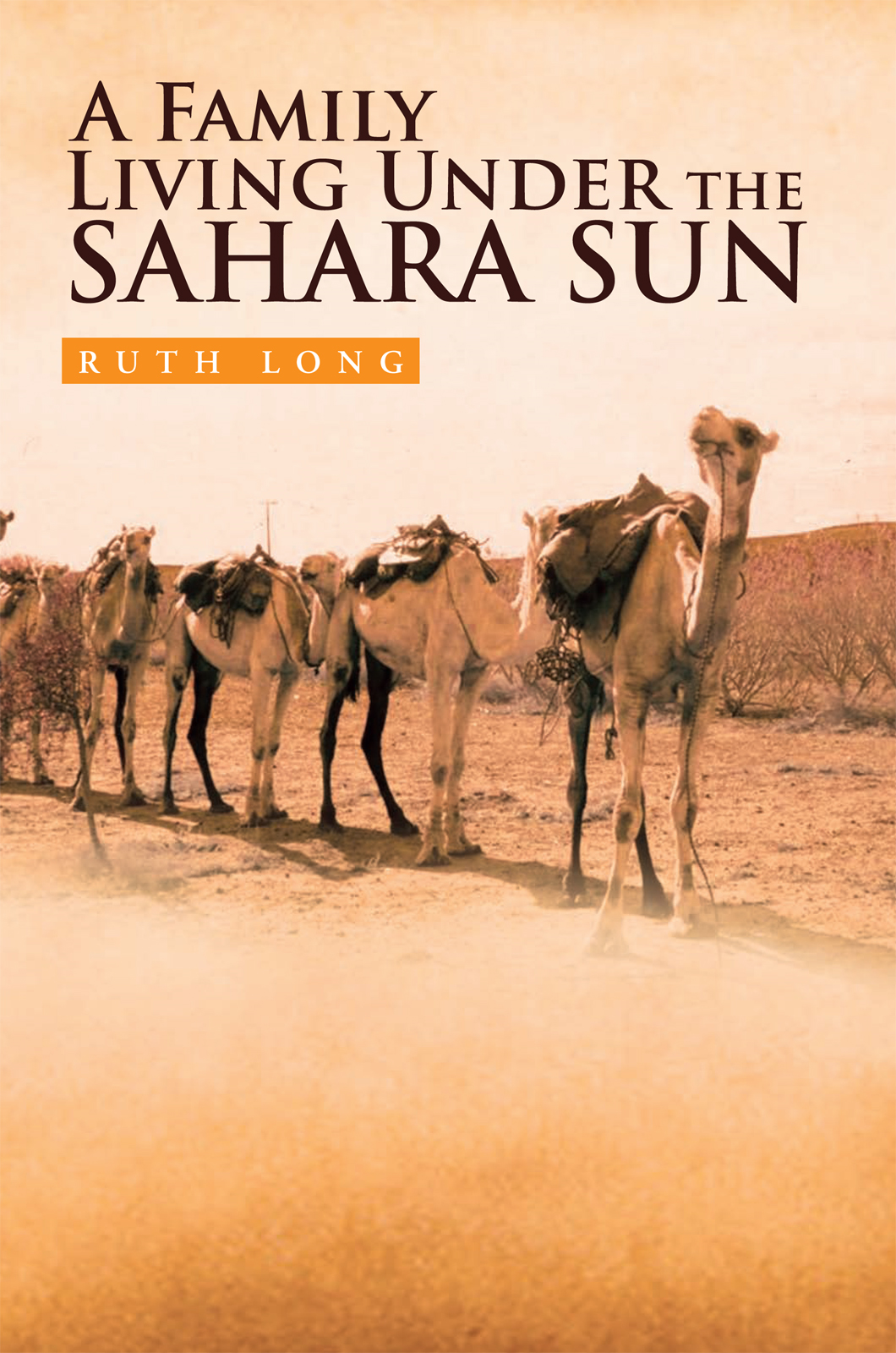 A Family Living Under the Sahara Sun