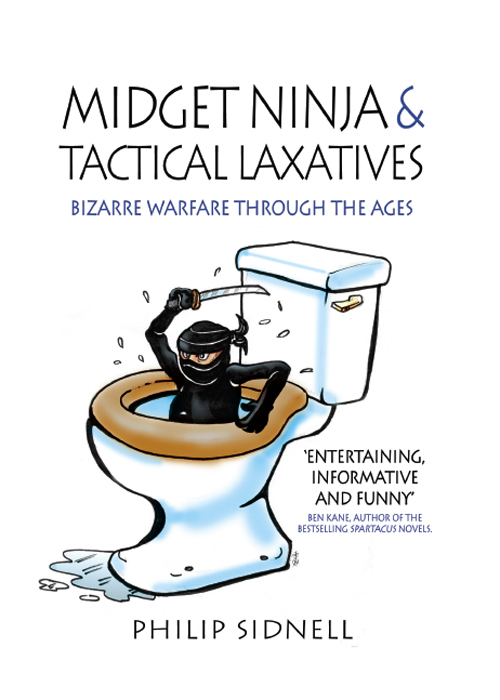 Midget Ninja and Tactical Laxatives