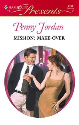 Mission: Make-Over By: Penny Jordan