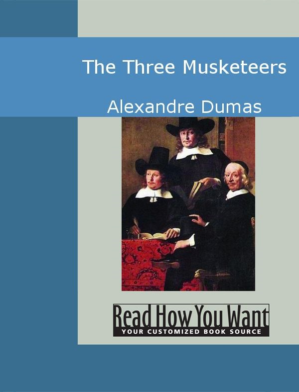 The Three Musketeers :