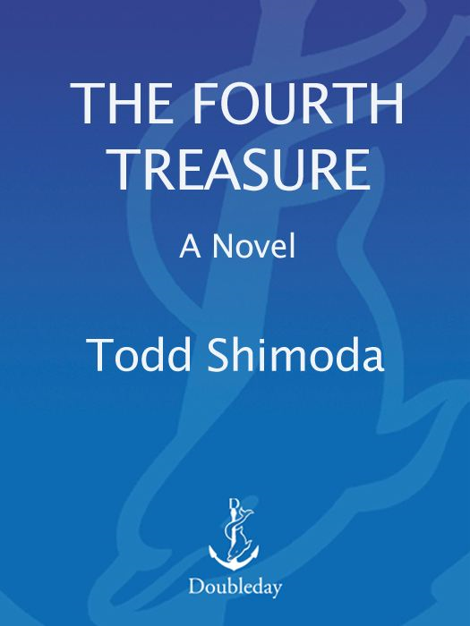 The Fourth Treasure By: Todd Shimoda