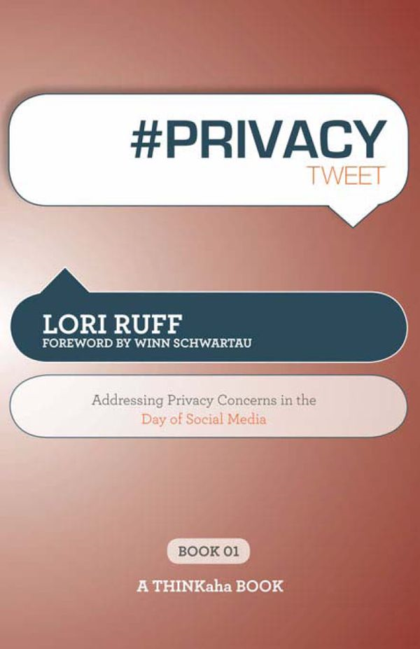 #PRIVACY tweet Book01
