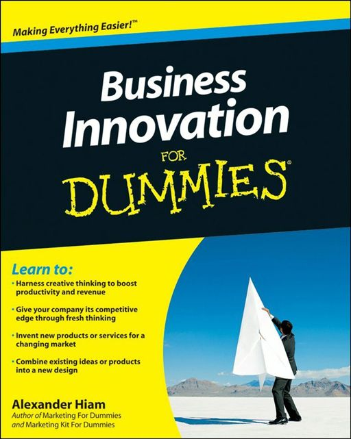 Business Innovation For Dummies