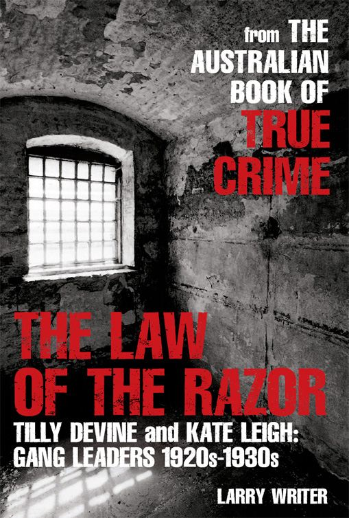 The Law of the Razor By: Larry Writer