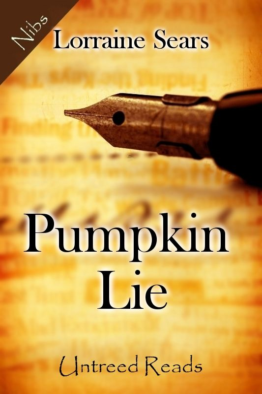 Cover Image: Pumpkin Lie