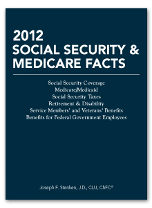 2012 Social Security & Medicare Facts