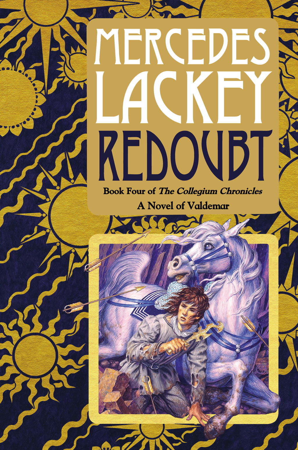 Redoubt By: Mercedes Lackey